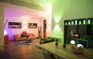 Licht Wohnraum
